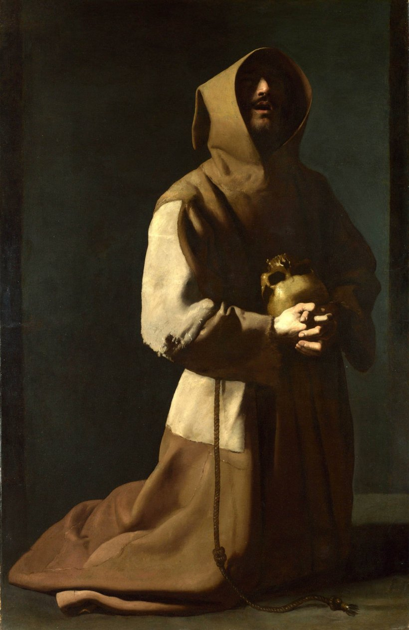 saint-francis-in-meditation-by-francisco-de-zurbaranlarge