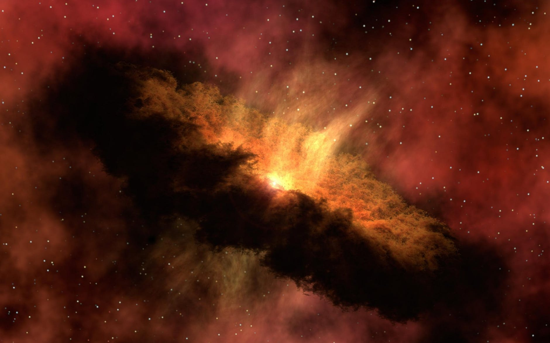 This image has an empty alt attribute; its file name is solar-system-emergence-spitzer-telescope-telescope-41951.jpeg